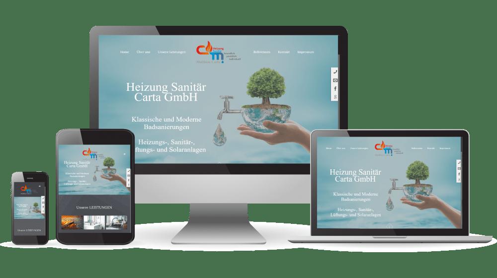 Heizung Sanitär Carta GmbH
