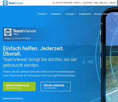 TeamViewer - Download