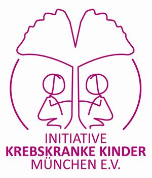 Initative Krebskranker Kinder München E.V. - Logo