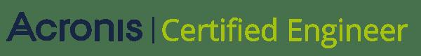 Logo - Acronis Certified Engineer